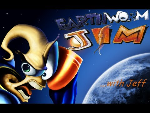 Let's Play - Earthworm Jim