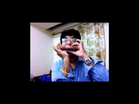 Tu Mare Sapno Ki Rani Banegi Harmonica By Rajeev Srivastava video
