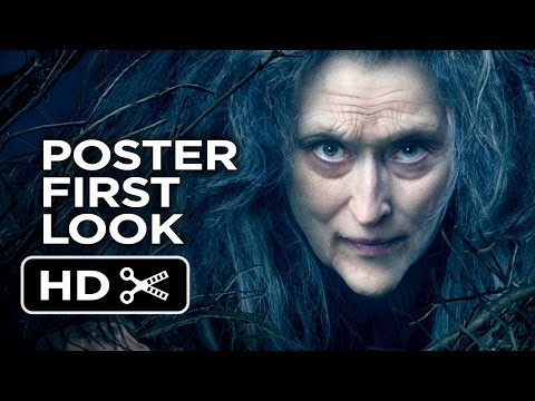 Into the Woods - Poster First Look (2014) - Meryl Streep Movie HD