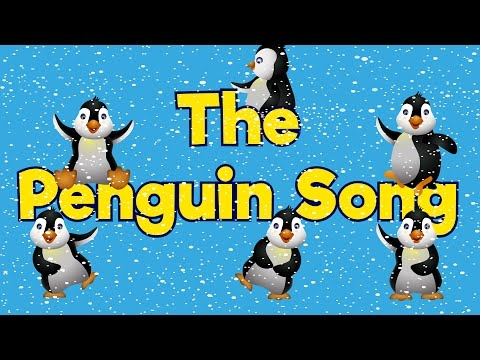 Jack Hartmann's Penguin Dance video