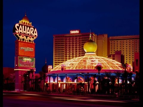 Sahara Hotel & Casino Las Vegas (closed today may 16, 2011)