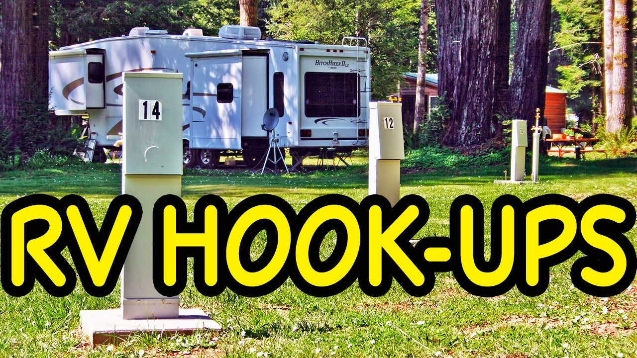 Full hookup camping in southern california