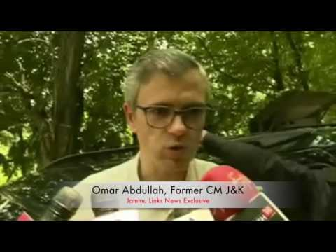 Kashmir needs political solution, Omar Abdullah tells Rajnath Singh
