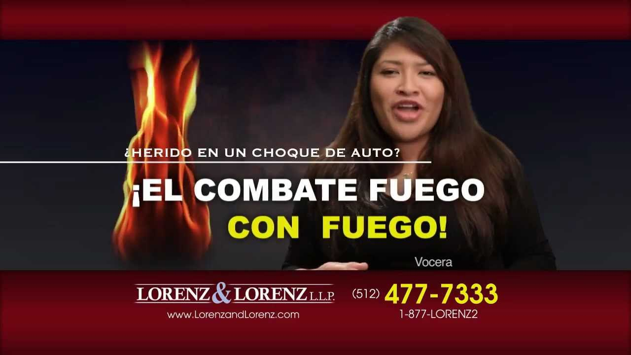 Outstanding Spanish Lawyer TV Commercial & Attorney ...