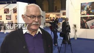 Russia Mikhalkov Says Skripal Poisoning Akin To Blockbuster By Low Grade Screenwriter