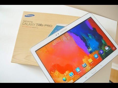 Samsung Galaxy Tab Pro 10.1 REVIEW + iPad Air Comparison!