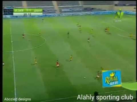 أهداف مباراة الأهلي و المقاولون العرب 3_0
