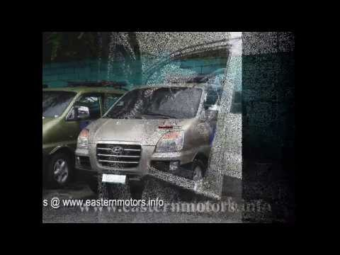 Used Hyundai Starex for sale - Philippines
