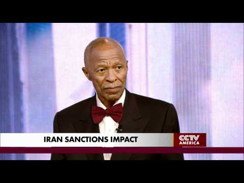 Raymond Tanter Discusses the Economic Affects of Trade Sanctions on Iran