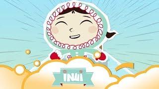 Inui: Bedtime Bobsleigh S1 E18 | WikoKiko Kids TV