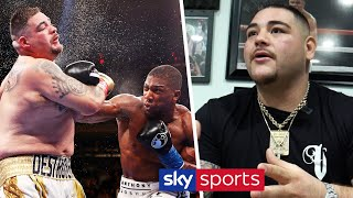'THAT WAS A LUCKY SHOT!' - Andy Ruiz Jr dismisses Anthony Joshua's knockdown ahead of their rematch