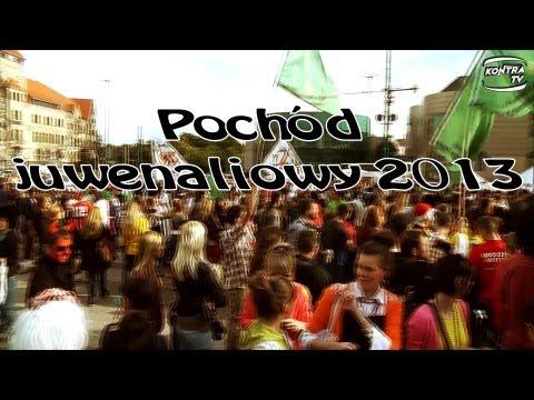 Juwenalia - Pochód W Poznaniu 2013 [Kontra TV]