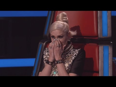 Gwen Stefani Tears Up on 'The Voice' Hours After Gavin Rossdale Affair Report