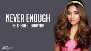 Never Enough - Morissette Amon cover (The Greatet Showman OST) (Lyrics)