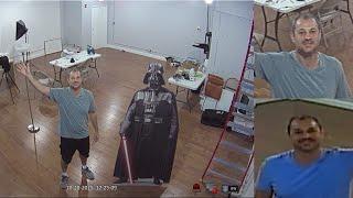 1080p HD Security Camera vs Analog CCTV Camera Resolution