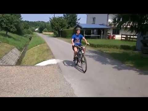 Rower z silnikiem 50cc  Motorized Bike Kit 2 stroke