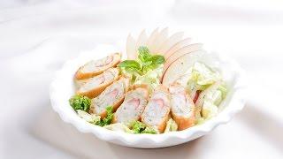 Salad Dồi Quẩy