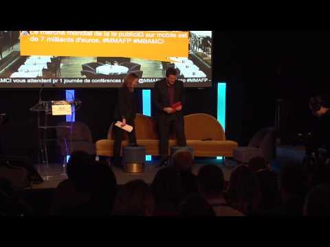 La keynote d'Axelle Lemaire