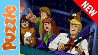 Funny Puzzle Videos for Kids | Scooby-Doo's Jumbo Pack Puzzle Games | Kids Puzzles