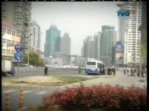 Shanghai Maritime University with Polinema and BLCI by TVRI