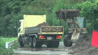 台風18号の影響による記録的な大雨の被害ニュース