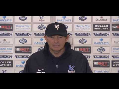 Tony Pulis' pre-Stoke press conference