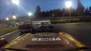 July 26th 2014 Main Bomber car Saratoga Speedway