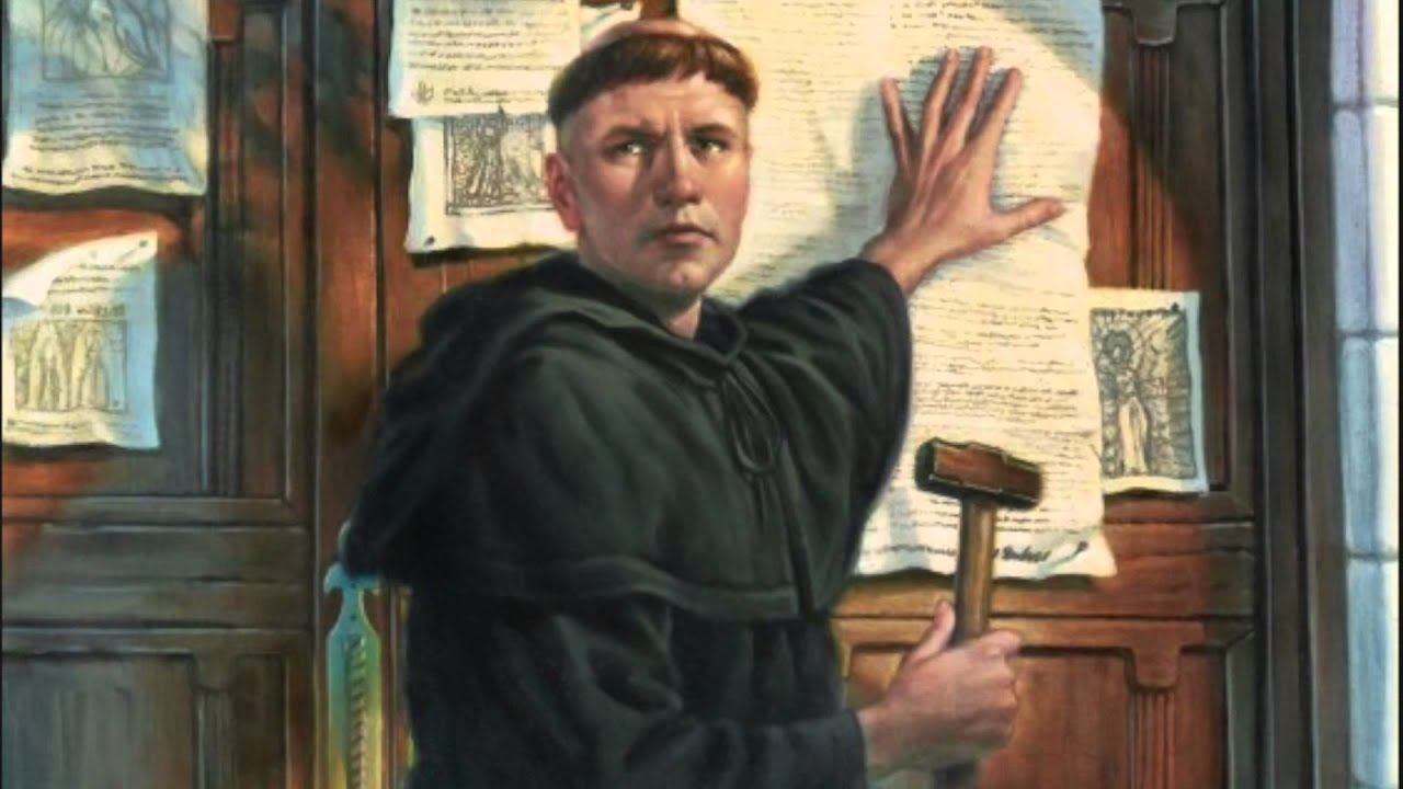 what are some of the 95 theses