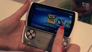 Tecnologia - Sony Xperia Play (Primeiras Impresses) - Tecmundo