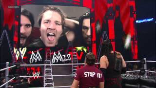 """Miz TV"" with special guests Team Hell No: SmackDown, Dec. 14, 2012"