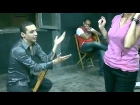 #Assem_Alaska Acting workshops 2011 Egypt
