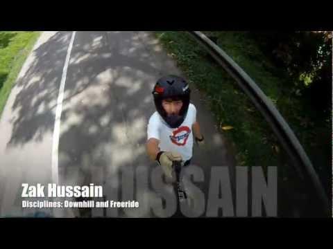 Longboarding: Introducing Zak Hussain P1 || Downhill