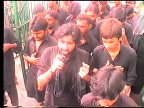 BHIT SHAH AZADAR AT SEHWAN SHARIF 15 SHAWWAL 2011 Noha Ameer Bhi Hai Ghareeb Bhi Hai