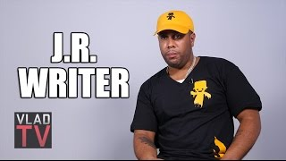 JR Writer on Dipset Breaking Up After Cam'ron's Beef with 50 Cent