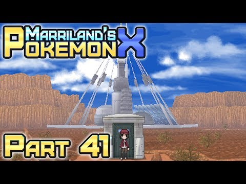 Pokémon X, Part 41: Kalos Power Plant!