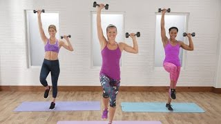 10-Minute Strapless Dress Arm Workout | Class FitSugar
