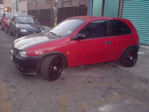INFECTED MUSHROOM MODIFICACIONES A UN CHEVY 99