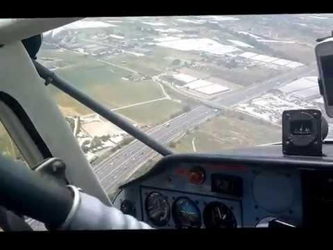 P66 Extreme short landing stol Partenavia Vulcanair Salerno Costa d