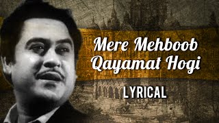 download lagu Mere Mehboob Qayamat Hogi Full Song With   gratis
