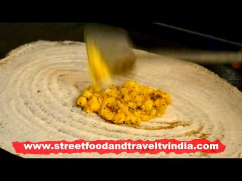 Dosa Making | Cooking South Indian Food By Street Food & Travel TV India