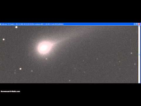 NEW Comet ISON IMAGES from 11/10/13