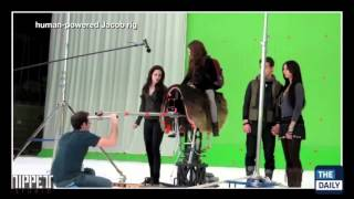 Breaking Dawn Part 2 - Exclusive Final Battle Scene Effects!