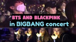 Download Lagu BLACKPINK and BTS love BIGBANG Gratis STAFABAND