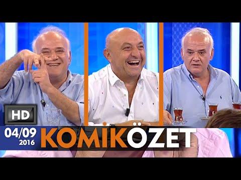 Beyaz Futbol Komik Özet - 04.09.2016 - Komik Anlar