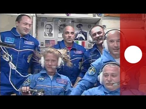 Russian Soyuz docks with ISS in super-fast time
