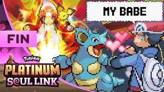 Pokemon Platinum Soul Link Finale The Final Showdown