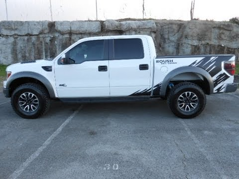 sold roush raptor 2012 for sale ford f 150 7500 miles 4x4 6 2l 525hp call 888 439 1265 youtube. Black Bedroom Furniture Sets. Home Design Ideas