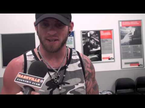 Brantley Gilbert on Fan Reaction from Album