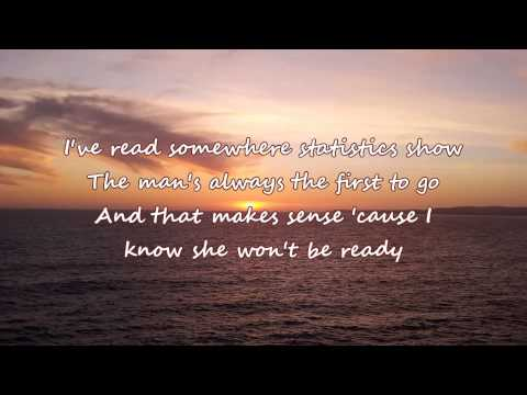 Brad Paisley - Waitin' On A Woman (5th Gear Version)[with Lyrics] video