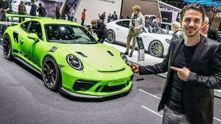 Porsche GT3 RS! | Best of Genfer Autosalon 2018 | Daniel Abt